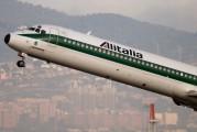 I-DAND - Alitalia McDonnell Douglas MD-82 aircraft