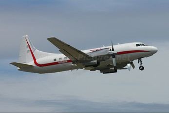 N580HW - Honeywell Aviation Services Convair CV-580
