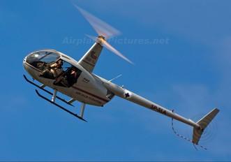 SP-SLA - Aeroklub Poznański Robinson R44 Astro / Raven