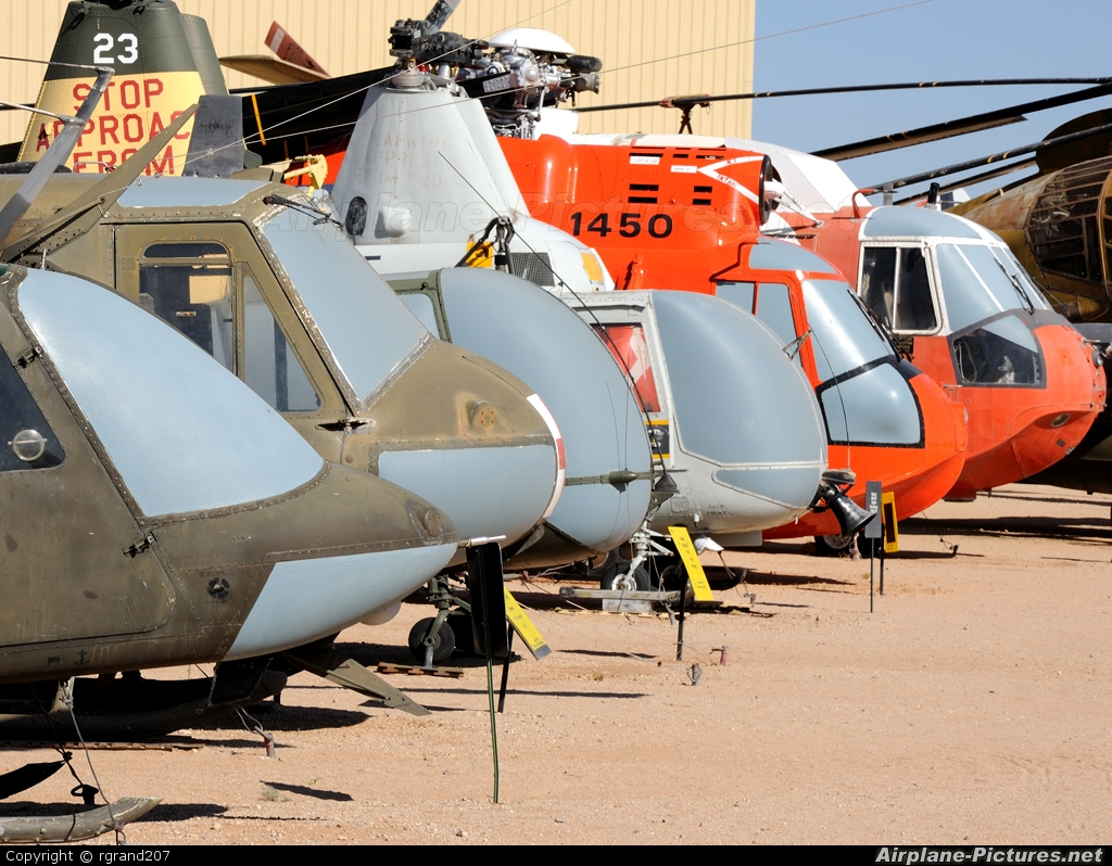 USA - Army - aircraft at Tucson - Pima Air & Space Museum
