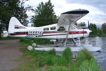 N444EF - Private de Havilland Canada DHC-2 Beaver