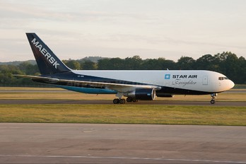 OY-SRK - Star Air Freight Boeing 767-200F