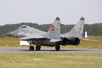 18 - Bulgaria - Air Force Mikoyan-Gurevich MiG-29