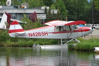 N4265H - Private Piper PA-14 Family Cruiser