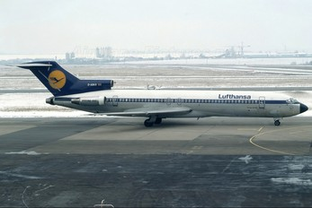 D-ABKR - Lufthansa Boeing 727-200 (Adv)
