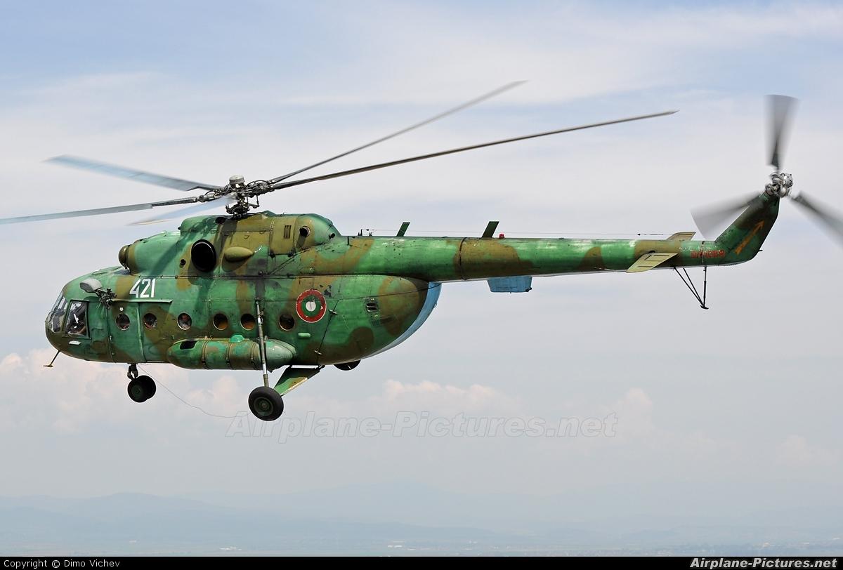 Bulgaria - Air Force 17 aircraft at In Flight - Bulgaria