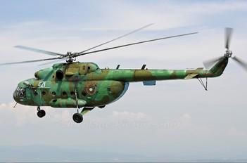 17 - Bulgaria - Air Force Mil Mi-17