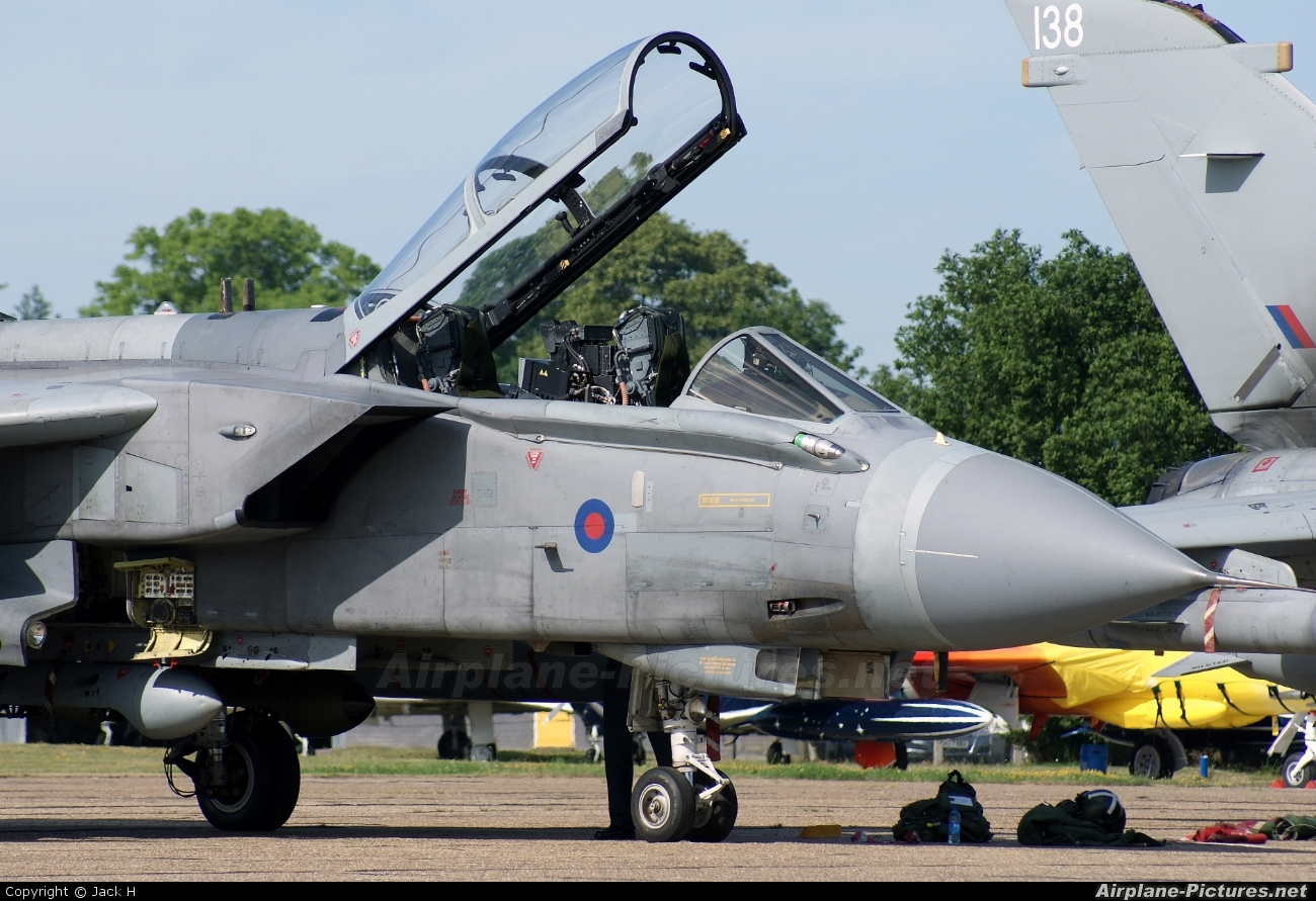 Royal Air Force ZD716 aircraft at Biggin Hill