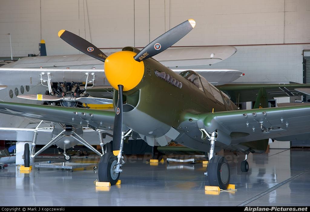 Private N923 aircraft at Polk City