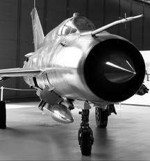 686 - Germany - Democratic Republic Air Force Mikoyan-Gurevich MiG-21MF