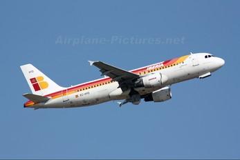 EC-HYD - Iberia Airbus A320