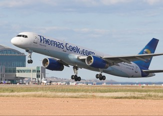 G-FCLA - Thomas Cook Boeing 757-200