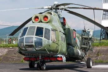 7520 - Slovakia -  Air Force Mil Mi-8PPA