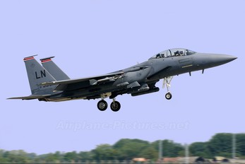 91-0335 - USA - Air Force McDonnell Douglas F-15E Strike Eagle