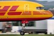 G-BIKP - DHL Cargo Boeing 757-200F aircraft
