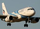 HS-PPA - Bangkok Airways Airbus A319 aircraft