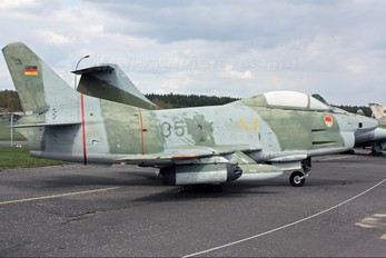 35+41 - Germany - Air Force Fiat G91