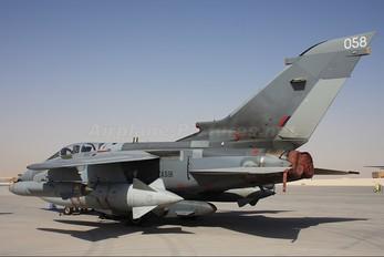 ZA591 - Royal Air Force Panavia Tornado GR.4 / 4A