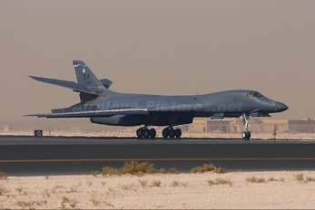 86-0120 - USA - Air Force Rockwell B-1B Lancer