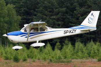 SP-KZY - Aeroklub Ziemi Lubuskiej Cessna 172 Skyhawk (all models except RG)