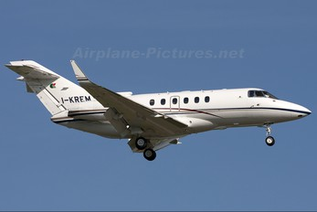 I-KREM - Interjet Hawker Beechcraft 800XP