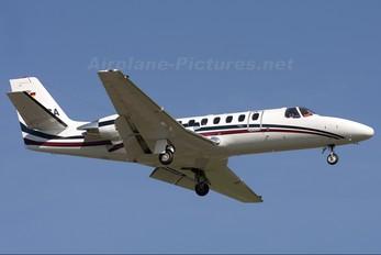 D-CASA - Private Cessna 560 Citation V