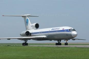 RA-85114 - Dalavia - Far East Airways Tupolev Tu-154M