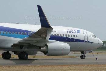 JA16AN - ANA/ANK - Air Nippon Boeing 737-700