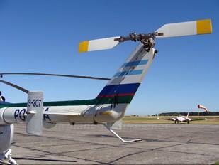 LQ-LSU - Argentina - Police Bolkow Bo.105