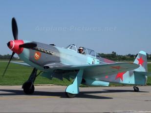 D-FAFA - Private Yakovlev Yak-9