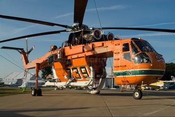 N179AC - Erickson Air-Crane Sikorsky S-64E/F Skycrane
