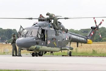 281 - Netherlands - Navy Westland Lynx SH-14D