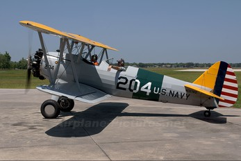 NC67412 - Waldo Wright's Flying Service Boeing Stearman, Kaydet (all models)