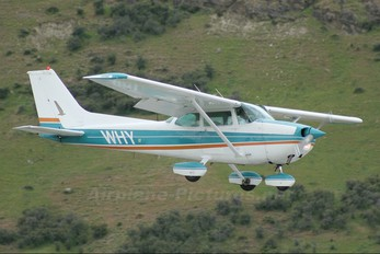 ZK-WHY - Private Cessna 172 Skyhawk (all models except RG)
