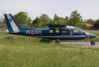 PS-B09 - Italy - Police Partenavia P.68