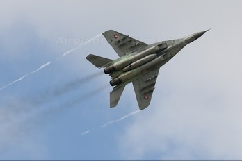 6124 - Slovakia -  Air Force Mikoyan-Gurevich MiG-29AS