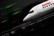 HB-IXO - Swiss British Aerospace BAe 146-300/Avro RJ100 aircraft