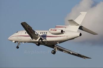 PH-EDM - Private Dassault Falcon 900 series