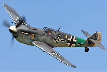 D-FMVS - Private Hispano Aviación HA-1112 Buchon