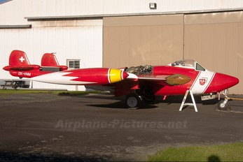 ZK-VNM - Private de Havilland DH.112 Venom FB.54