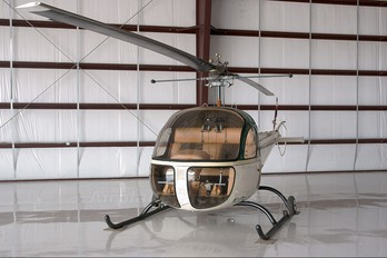 N2831B - Private Bell 47