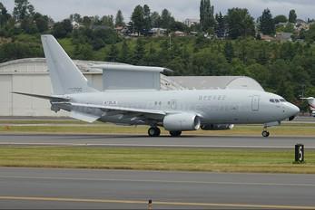 N735JS - Korea (South) - Air Force Boeing 737-700 Wedgetail