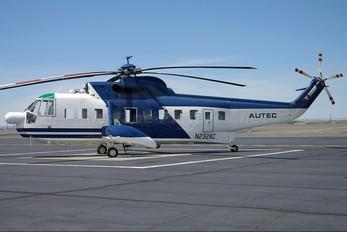N232AC - AUTEC Sikorsky S-61N
