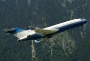VP-CJN - Starling Aviation Boeing 727-100 aircraft