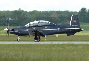 156102 - Canada - Air Force Hawker Beechcraft CT-156 Harvard II