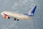 LN-RRR - SAS - Scandinavian Airlines Boeing 737-600 aircraft