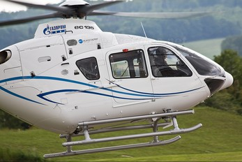 D-HCBX - Gazprom  Eurocopter EC135 (all models)