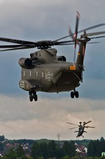 84+55 - Germany - Army Sikorsky CH-53G Sea Stallion