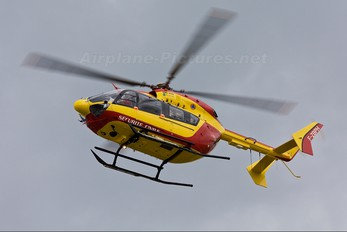 F-ZBPH - France - Sécurité Civile Eurocopter EC145