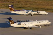 D-ACNG - Eurowings Canadair CL-600 CRJ-900 aircraft